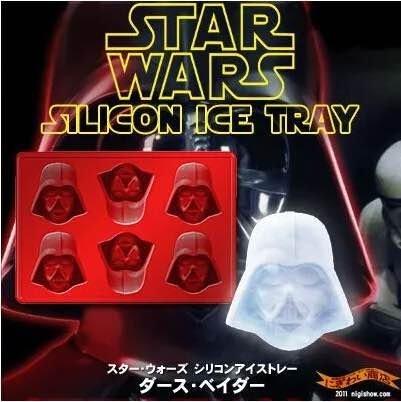 =優生活=新品上市星球大戰黑武士 白兵創意冰格矽膠冰模冰模矽威士忌冰塊模具巧克力模