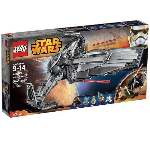 【瞎買天堂x現貨免運】樂高 LEGO 星際大戰 Sith Infiltrator 75096【TYLESW14】