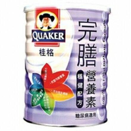 桂格完膳營養素穩健配方 900G/罐