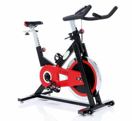 [大自在體育用品] 本島免運 到府安裝 強生 CS-3001R 飛輪 有氧 健身車 台灣製造