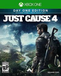 [現金價] 預購2018/12/4 含特典 Xbox One 正當防衛 4 Just Cause 4 中英文合版