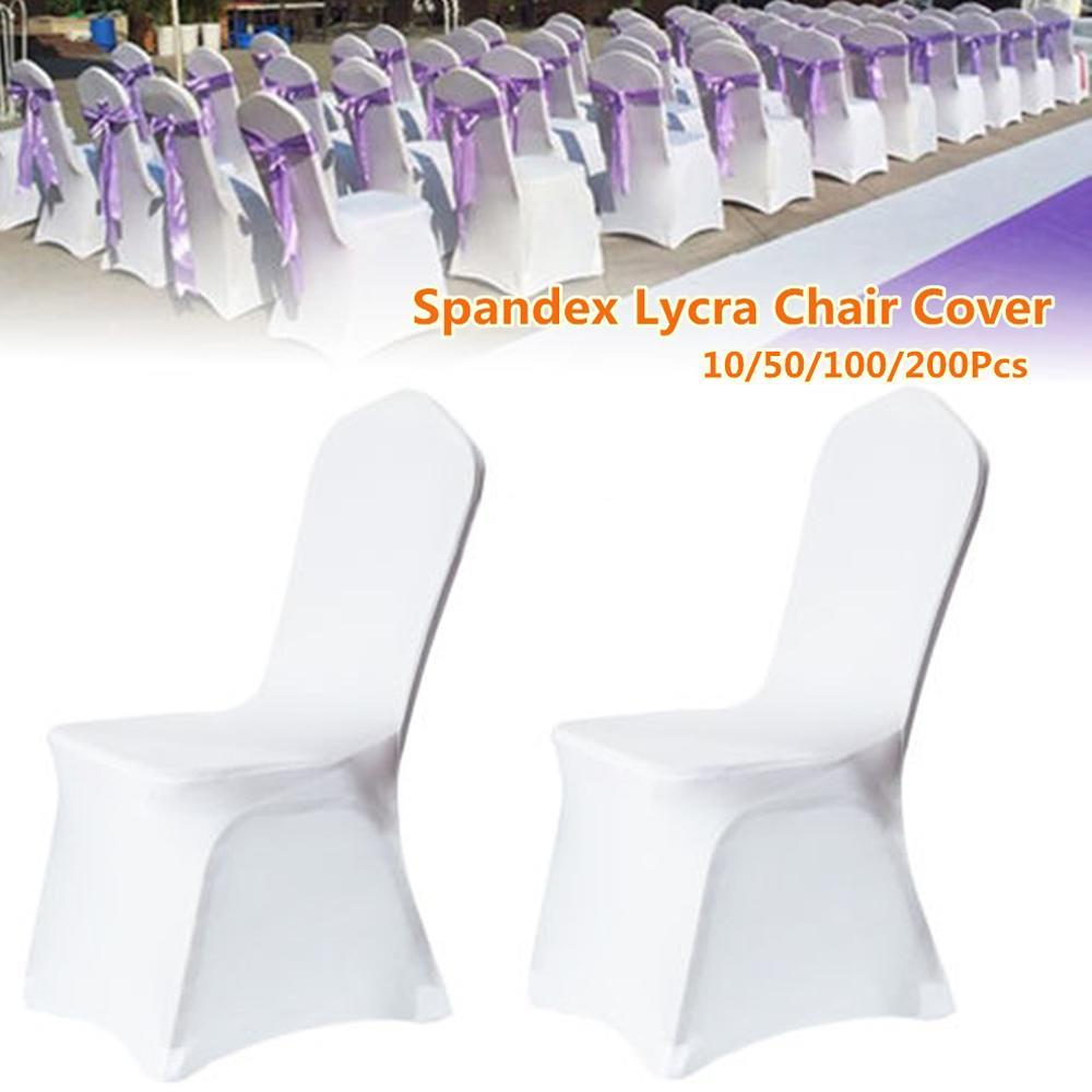 Spandex Chair Covers for Wedding Supply Party Banquet Decoration 0