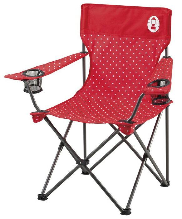 【鄉野情戶外專業】 Coleman |美國| 圓點渡假休閒椅/休閒椅 折疊椅 摺疊椅 野營椅/CM-26734M000