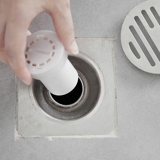 ♚MYCOLOR♚下水道防臭地濾芯濾蓋浴室防堵濾芯衛生間廁所圓形防蟲內芯蓋片【Y48】