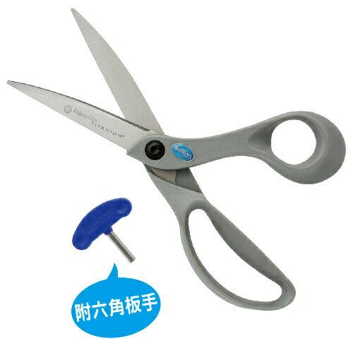 <br/><br/>  【WESTCOTT 威思卡 剪刀】14731 鈦銳利專業裁布剪刀/裁縫刀 8吋<br/><br/>