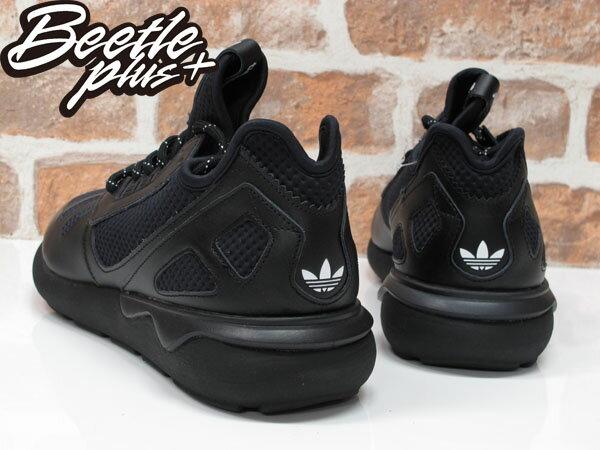 BETTLE ADIDAS TUBULAR RUNNER Y-3 平民版 黑武士 全黑 黑魂 愛迪達 慢跑鞋 B25526 2