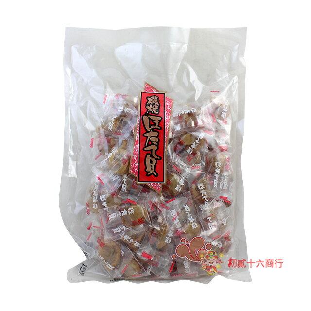 <br/><br/>  【0216零食會社】日本磯燒干貝糖(原味)500g<br/><br/>