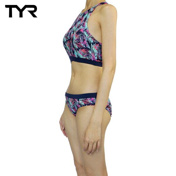 美國TYRKelleySportyBikini兩件式三角泳裝-印花台灣總代理