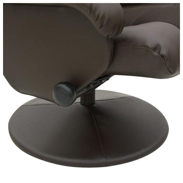 ◎個人椅 WOLF2 DBR MESH 深褐色 NITORI宜得利家居 5