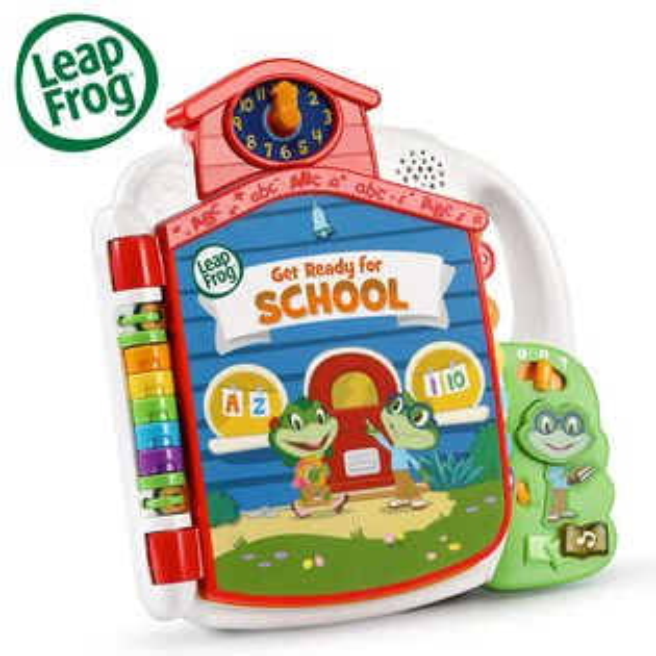 YODEE 優迪嚴選:LeapFrog美國跳跳蛙泰德神奇音樂書兒童學習玩具早教玩具(適合2歲以上)