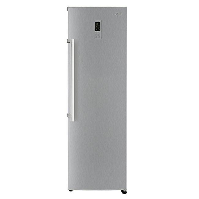 【LG樂金】377公升Smart 變頻單門冷藏冰箱。精緻銀/GR-R40SV