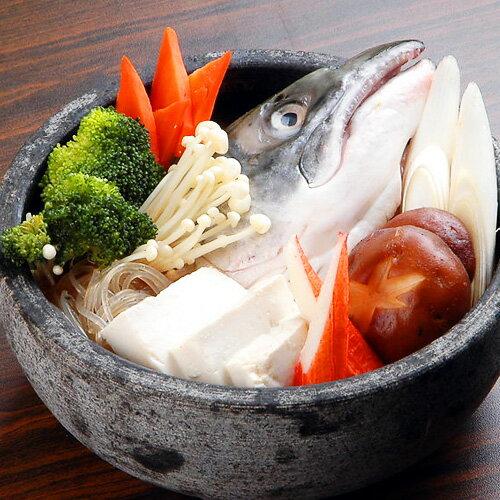 【台北濱江】肉質細膩鮮凍鮭魚頭500g/顆
