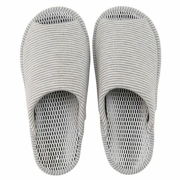 拖鞋 立體舒適 MESH GY L Q 19 NITORI宜得利家居 1