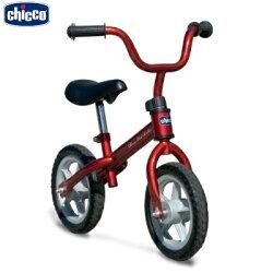 【安琪兒】義大利【Chicco】2y+  幼兒滑步車-粉/紅
