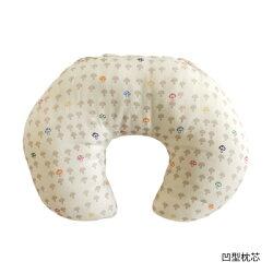 日本 Hoppetta 蘑菇多功能嬰兒枕 總公司代理貨