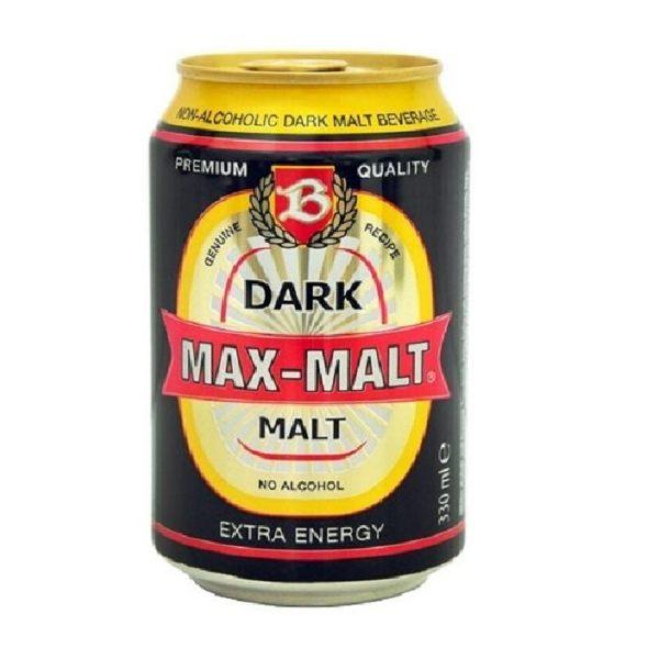 【康健生機】MAX-MALT 醇麥卡濃黑麥汁(330ml/瓶)