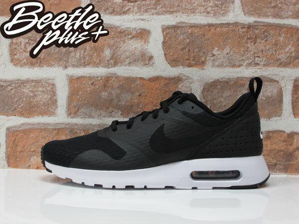 BEETLE NIKE AIR MAX TAVAS ESSENTIAL 黑白 殺人鯨 街頭 男鞋 慢跑鞋 725073-001 0