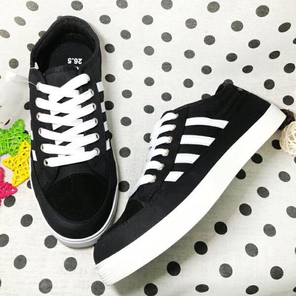 【限量回饋】WeniesPoLo男款經典運動休閒鞋[5083]黑白超值價$200