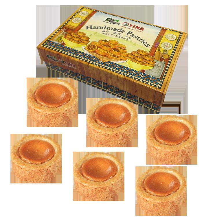 [蕃薯藤]檸檬乳酪小酥塔