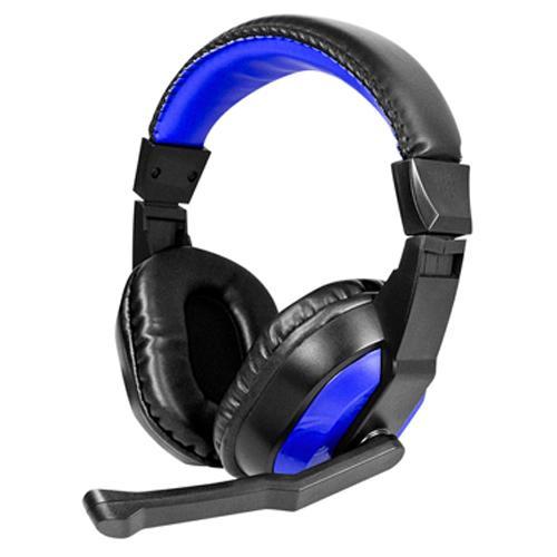 KINYO頭戴式立體聲耳機麥克風EM-3653【愛買】 0