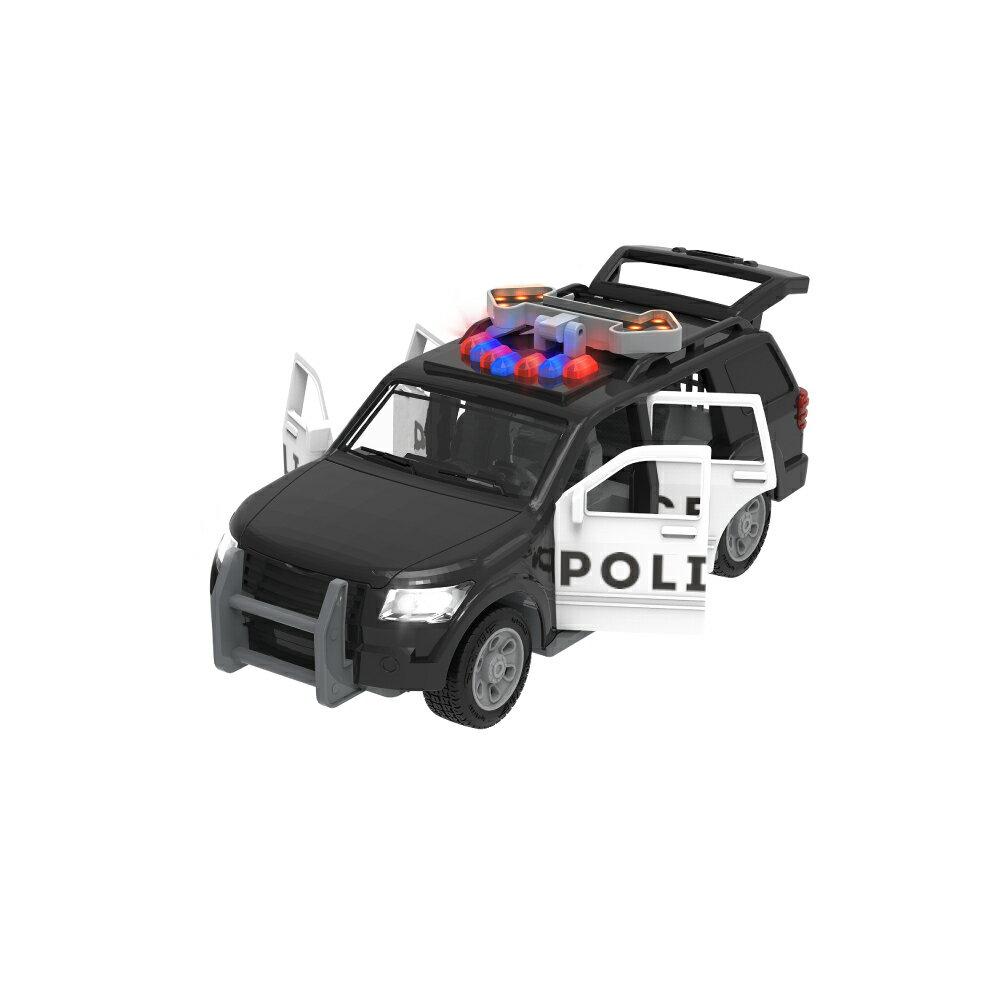 【淘氣寶寶】 美國 B.Toys 感統玩具 迷你特勤警車_Driven系列