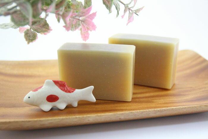 皂緣手工皂~清涼薄荷乳皂 一入