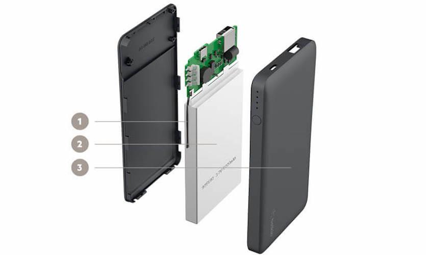 Belkin Pocket Power 10K 行動電源 5