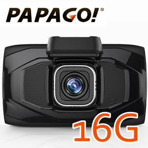 PAPAGO! GoSafe 30G GPS 測速預警 行車記錄器(贈16G)