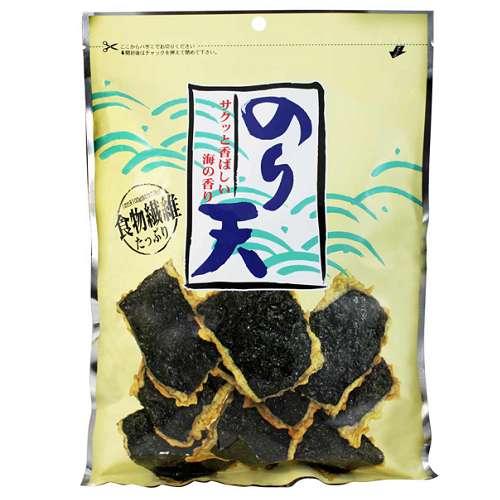 【Maruka】海苔天婦羅餅-原味 140g まるか のり天 01080015 3.18-4 / 7店休 暫停出貨 1