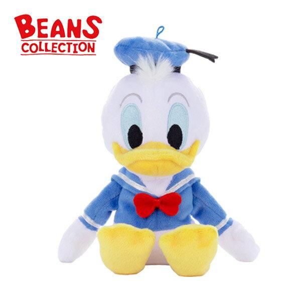 【日本正版】唐老鴨豆豆絨毛玩偶BeansCollection玩偶DonaldDuck拍照玩偶迪士尼-239182