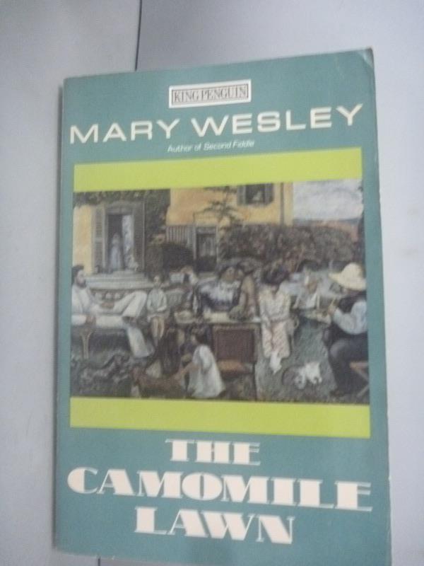 ~書寶 書T1/原文小說_HIN~The Camomile Lawn_Mary Wesle