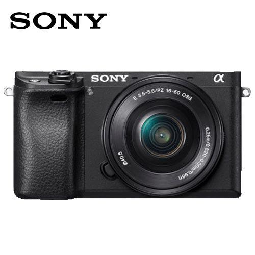 【集雅社】SONY A6300L ILCE-6300L 變焦鏡組 搭配SELP1650鏡頭 公司貨 A6300
