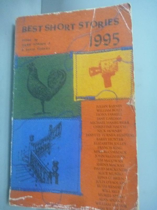 【書寶 書T1/原文小說_HIO】Best Short Stories 1995_Gile