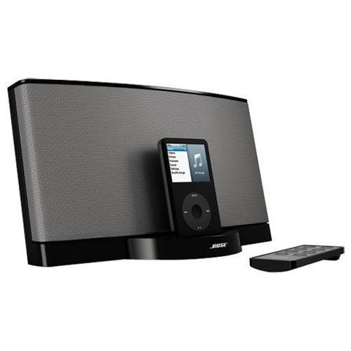 Bose SoundDock II Series Speaker System - Black 1