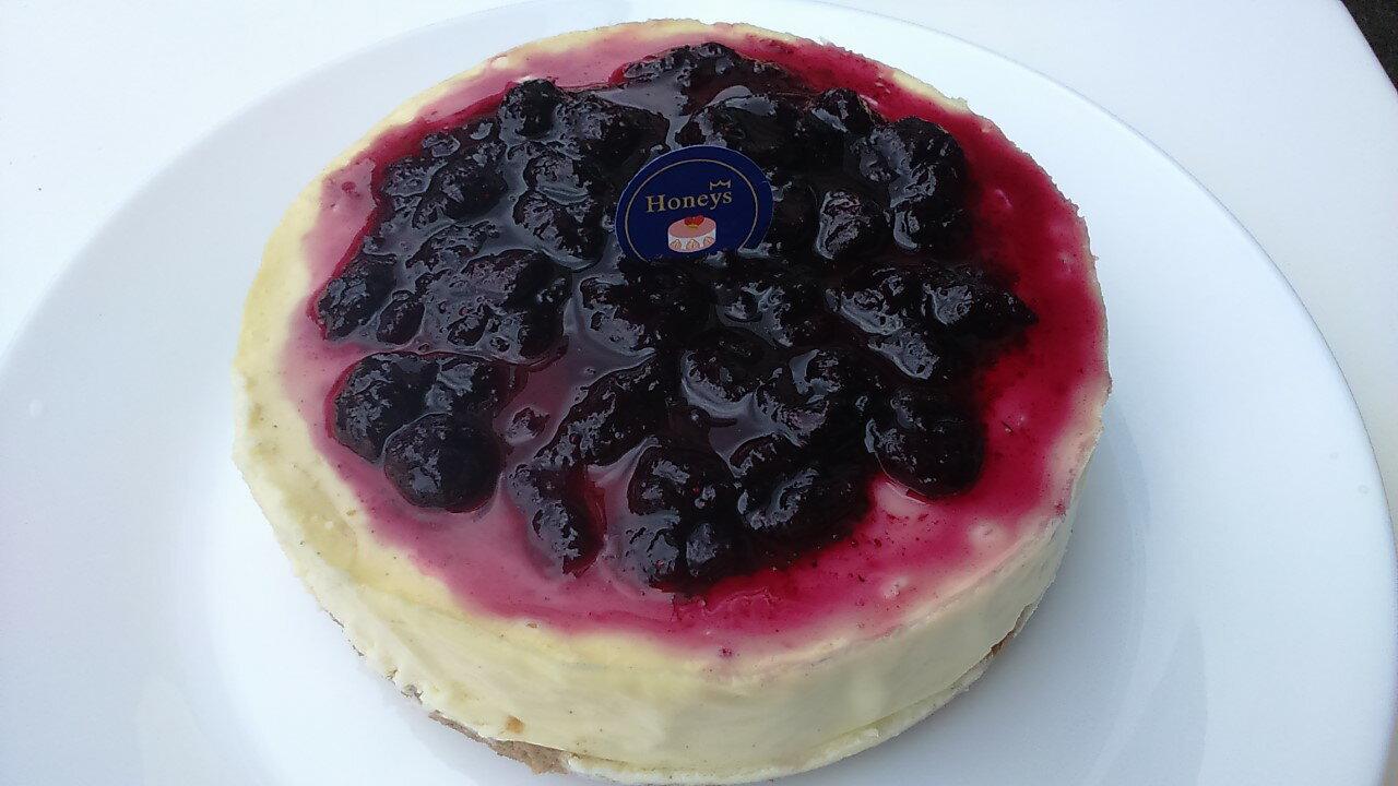 6吋重乳酪No2藍莓起士蛋糕