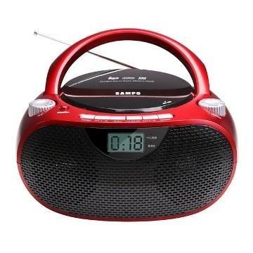 SAMPO 聲寶 AK-W1601L CD/MP3手提音響