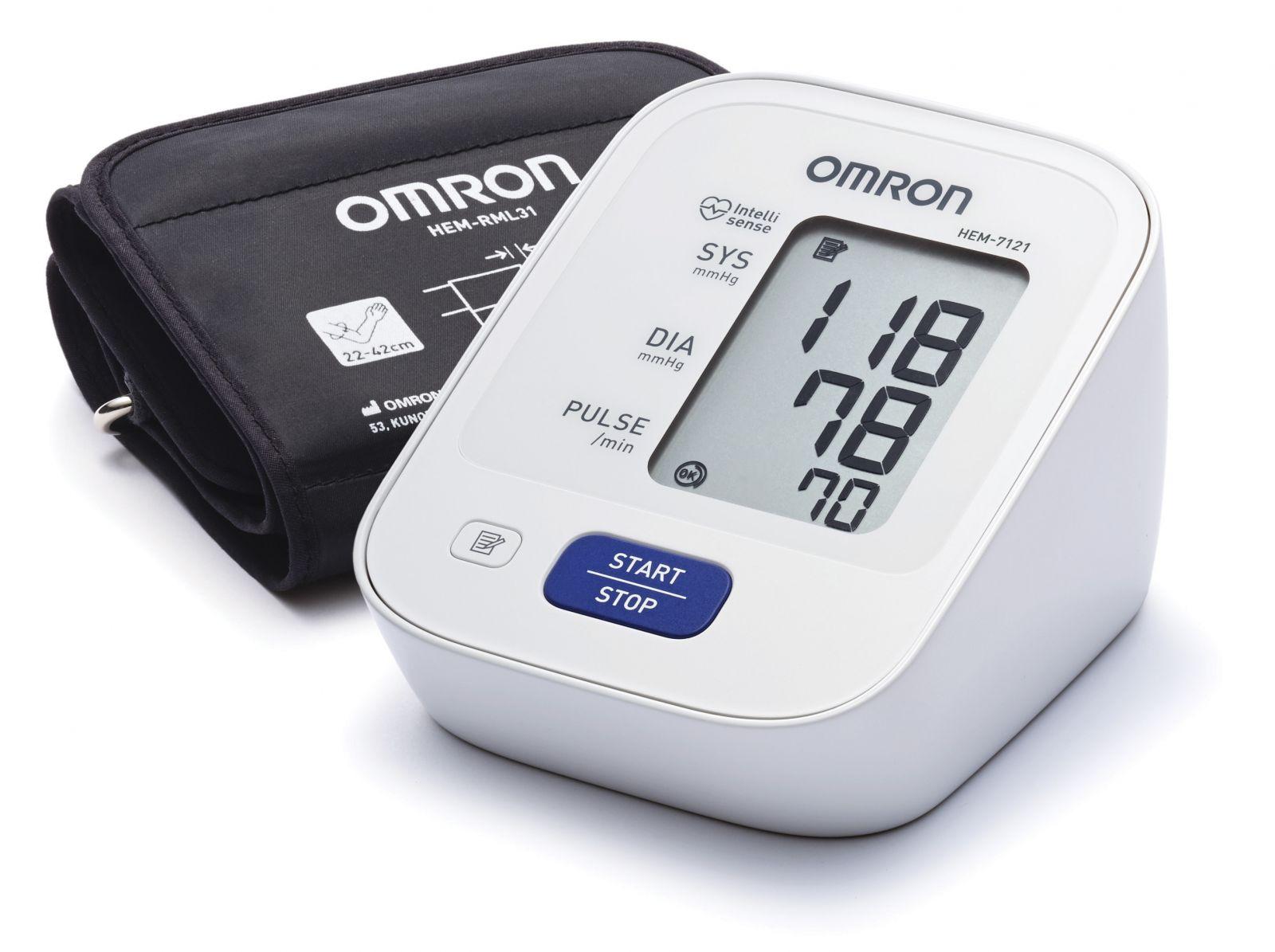 歐姆龍自動血壓計(HEM-7121)【樂寶家】