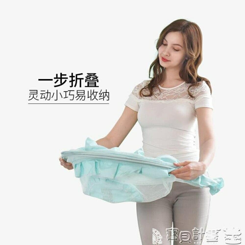 嬰兒蚊帳 嬰兒蚊帳可折疊便攜式兒童寶寶小紋帳小孩新生兒防蚊罩嬰兒床通用JD 寶貝計畫 0