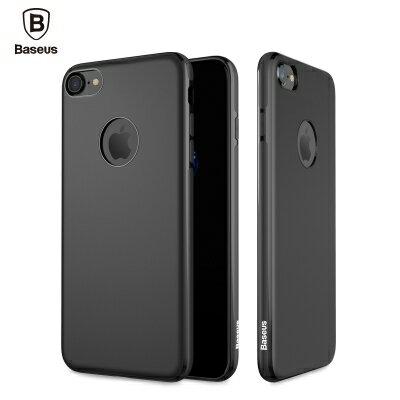 ☆Baseus倍思 蘋果iPhone7隱秘?吸纖維軟套