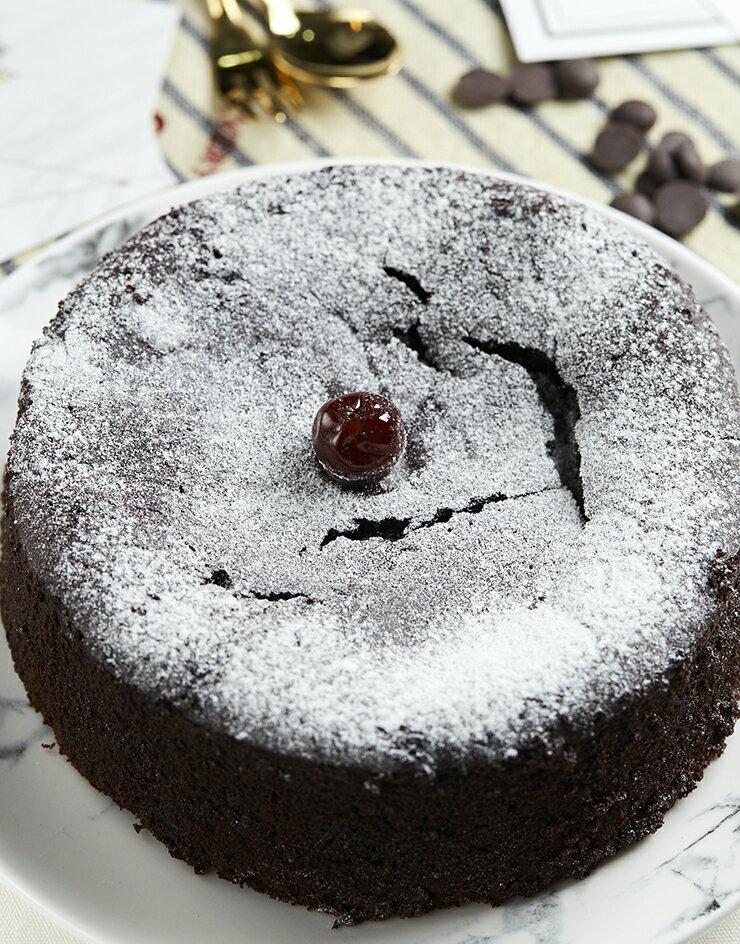 [應爺甜室]古典巧克力蛋糕 6吋★5月全館滿499免運