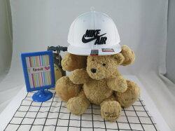 【iSport愛運動】NIKE AIR 經典logo 棒球帽 後扣可調 805063100