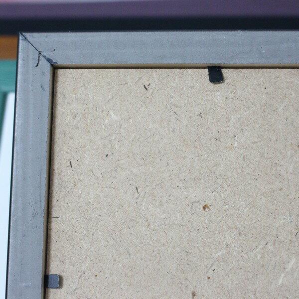 1000片拼圖框 台灣製 原木條 木框 相框 / 一個入(促450) 50cm x 75cm 證書框 油畫框 5