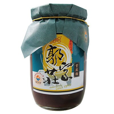 好客HAOKE 《好客-郭家莊豆腐乳》紫蘇梅(450g/ 罐)_A013004
