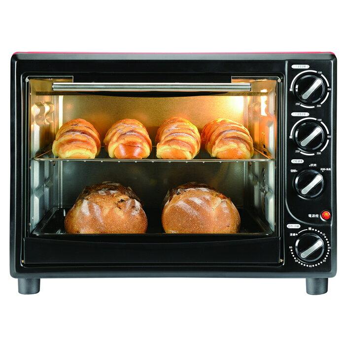 ★展示機出清品★『Kolin』☆ 歌林 33公升上下獨立溫控大烤箱 KBO-LN331 **免運費**