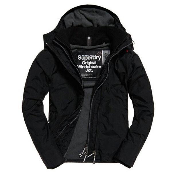 SUPERDRY 極度乾燥風衣外外套【NRD1】 柒彩年代