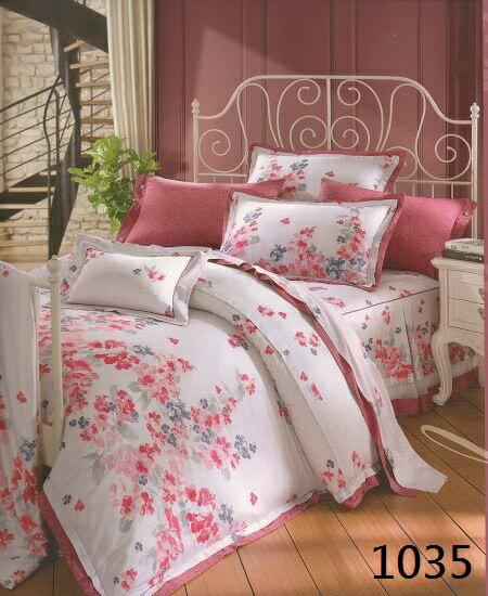 [床工坊]百貨專櫃-[英國授權寢具]-美國棉認證/高質感床罩組-雙人加大六尺零碼(結婚入新居推薦組) 2