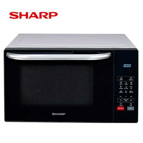 【限時促銷】 ●贈強化盤3入組 SP-2005●『SHARP』 ☆ 夏普 25L多功能自動烹調燒烤微波爐 R-T25KG **免運費**
