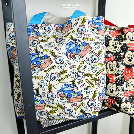 手提包 正版迪士尼Disney系列 柒彩年代【NS19】單個 - 限時優惠好康折扣