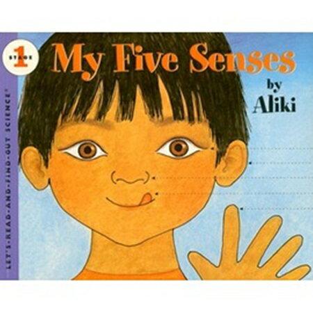 MY FIVE SENSES - HarperCollins 高年級