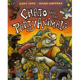 ~Chato and the Party Animals Puffin Books 高年級
